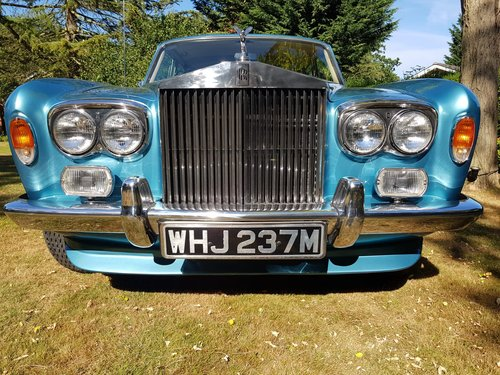 1974 Rolls Royce Silver Shadow January  Sale For Sale (picture 2 of 6)