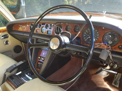 1974 Rolls Royce Silver Shadow January  Sale For Sale (picture 3 of 6)