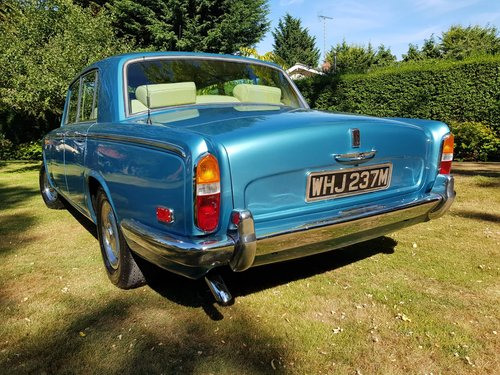 1974 Rolls Royce Silver Shadow January  Sale For Sale (picture 6 of 6)