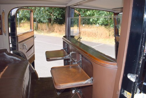 1936 Rolls Royce 25/30 Limousine For Sale (picture 4 of 6)
