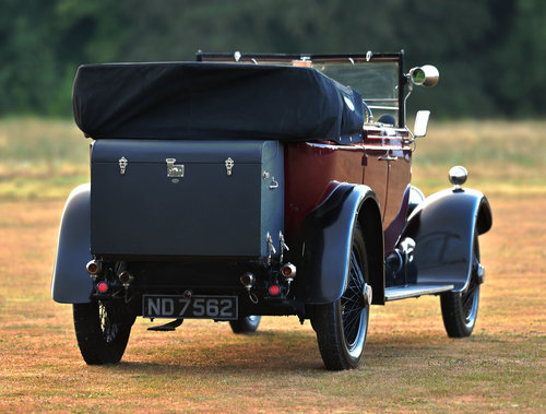 1924 Rolls Royce 20HP Cockshoot all weather Cabriolet For Sale (picture 2 of 6)