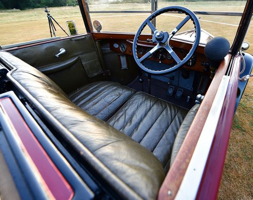 1924 Rolls Royce 20HP Cockshoot all weather Cabriolet For Sale (picture 4 of 6)