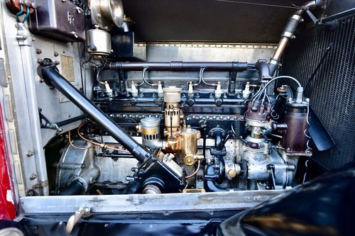1924 Rolls Royce 20HP Cockshoot all weather Cabriolet For Sale (picture 6 of 6)