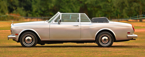 1982 Rolls Royce Corniche Convertible LHD For Sale (picture 3 of 6)