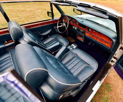 1982 Rolls Royce Corniche Convertible LHD For Sale (picture 5 of 6)