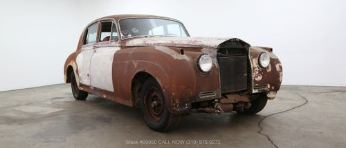 1961 Rolls Royce Silver Cloud II LHD For Sale (picture 1 of 6)