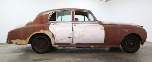 1961 Rolls Royce Silver Cloud II LHD For Sale (picture 2 of 6)