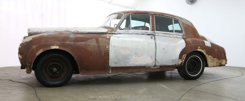 1961 Rolls Royce Silver Cloud II LHD For Sale (picture 3 of 6)