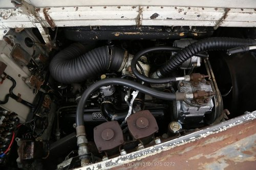 1961 Rolls Royce Silver Cloud II LHD For Sale (picture 5 of 6)