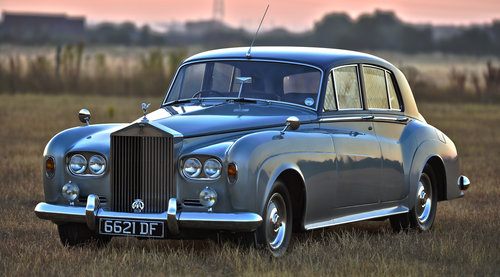 1963 Rolls-Royce Silver Cloud III For Sale (picture 1 of 6)