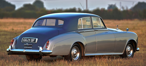 1963 Rolls-Royce Silver Cloud III For Sale (picture 2 of 6)