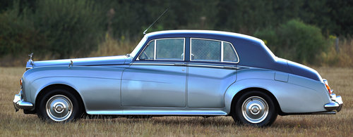 1963 Rolls-Royce Silver Cloud III For Sale (picture 3 of 6)