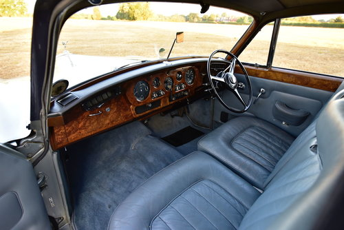 1963 Rolls-Royce Silver Cloud III For Sale (picture 4 of 6)