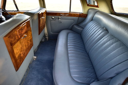1963 Rolls-Royce Silver Cloud III For Sale (picture 5 of 6)