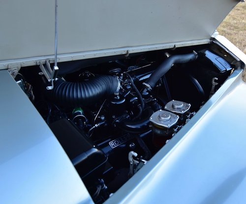 1963 Rolls-Royce Silver Cloud III For Sale (picture 6 of 6)