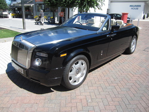 2008 Rolls Royce Phantom Drop Head Coupe For Sale (picture 2 of 6)