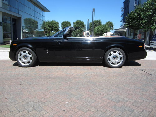 2008 Rolls Royce Phantom Drop Head Coupe For Sale (picture 4 of 6)