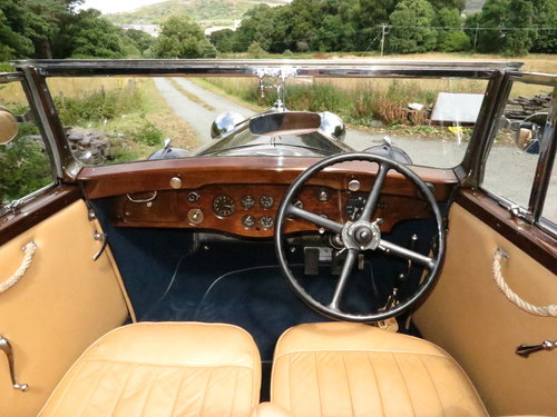 1935 Rolls-Royce 20/25 Thrupp & Maberly 3pos DHC GAF81 For Sale (picture 4 of 6)