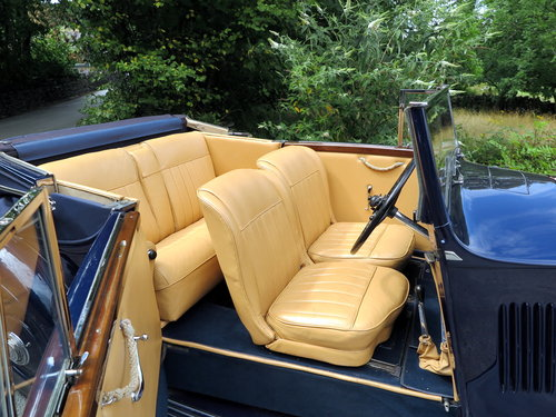 1935 Rolls-Royce 20/25 Thrupp & Maberly 3pos DHC GAF81 For Sale (picture 5 of 6)