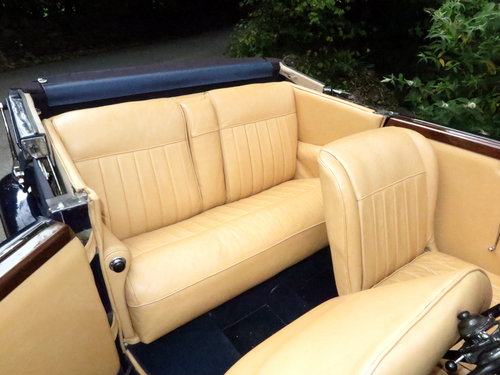 1935 Rolls-Royce 20/25 Thrupp & Maberly 3pos DHC GAF81 For Sale (picture 6 of 6)