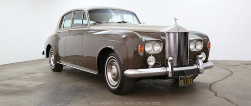 1965 Rolls Royce Silver Cloud III Left Hand Drive For Sale (picture 1 of 6)