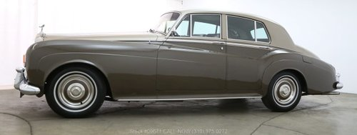 1965 Rolls Royce Silver Cloud III Left Hand Drive For Sale (picture 3 of 6)