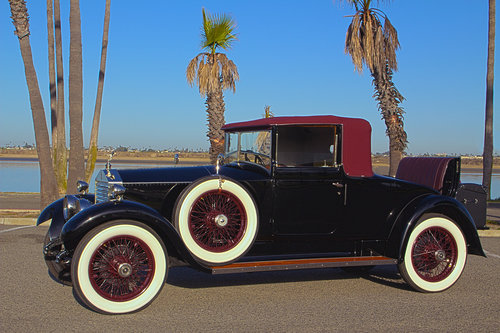 1927 Rolls Royce 20hp Doctors Coupe by Park Ward For Sale (picture 3 of 6)