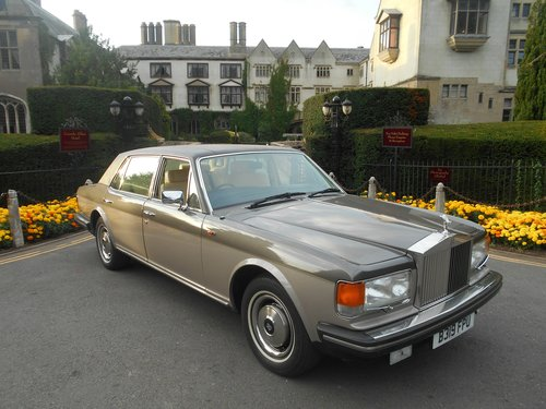 1984 A Beautiful Luxury Saloon For Sale Car And Classic