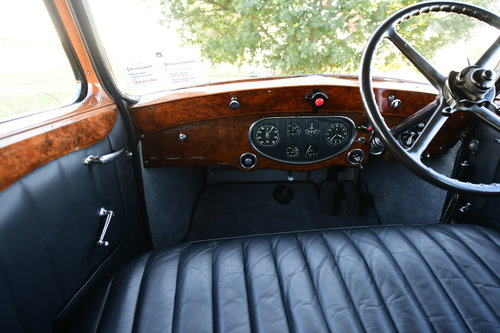 1933 Rolls-Royce 20/25 By Mulliner SOLD (picture 5 of 6)