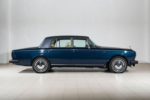 1977 Rolls Royce Silver Shadow II For Sale (picture 3 of 6)
