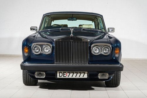 1977 Rolls Royce Silver Shadow II For Sale (picture 4 of 6)