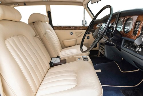 1977 Rolls Royce Silver Shadow II For Sale (picture 5 of 6)
