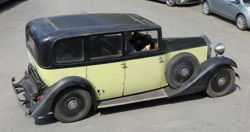 1934	 Rolls-Royce 20/25 Mann Egerton Limousine GWE32 For Sale (picture 2 of 6)