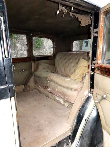 1934	 Rolls-Royce 20/25 Mann Egerton Limousine GWE32 For Sale (picture 6 of 6)