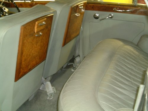 1962 Rolls-Royce  Silver Cloud 11 Mulliner convertible For Sale (picture 3 of 6)