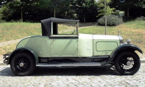Rolls Royce Twenty, Barker - 1924 - Chassis GMK 73 For Sale (picture 2 of 6)
