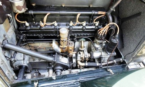 Rolls Royce Twenty, Barker - 1924 - Chassis GMK 73 For Sale (picture 5 of 6)