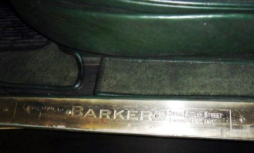 Rolls Royce Twenty, Barker - 1924 - Chassis GMK 73 For Sale (picture 6 of 6)