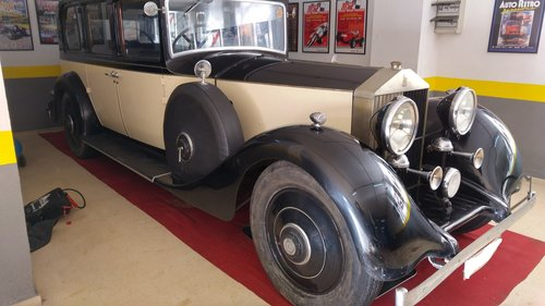 1930 rolls-royce phantom ii Saloom For Sale (picture 1 of 6)