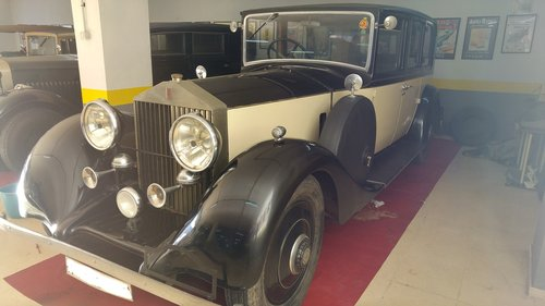 1930 rolls-royce phantom ii Saloom For Sale (picture 2 of 6)