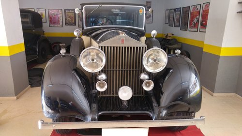 1930 rolls-royce phantom ii Saloom For Sale (picture 3 of 6)