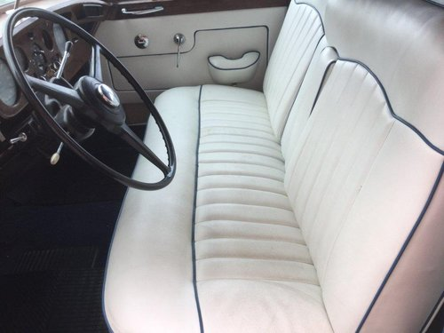 ROLLS ROYCE SILVER CLOUD II for sale year 1960 For Sale (picture 3 of 6)