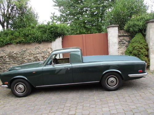 1975 Rolls Royce Silver Shadow pickup For Sale (picture 1 of 6)