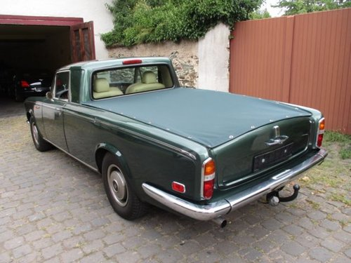 1975 Rolls Royce Silver Shadow pickup For Sale (picture 2 of 6)