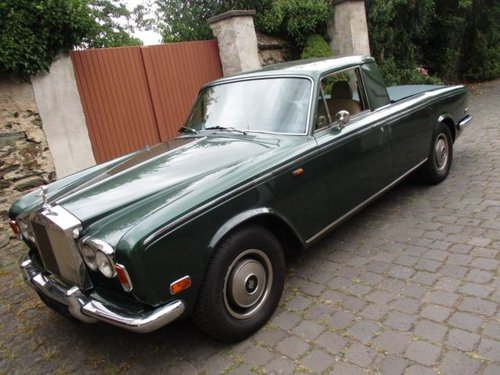 1975 Rolls Royce Silver Shadow pickup For Sale (picture 5 of 6)