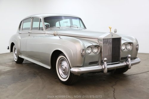 1964 Rolls Royce Long Wheel Base LHD For Sale (picture 1 of 6)