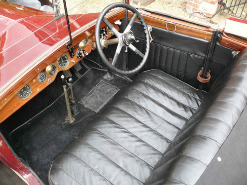1923 Rolls-Royce 20 HP Doctors Coupe Convertible Windover  For Sale (picture 5 of 6)