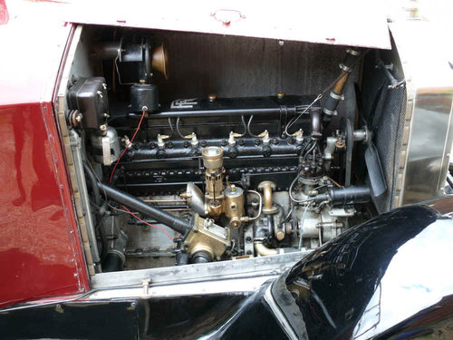 1923 Rolls-Royce 20 HP Doctors Coupe Convertible Windover  For Sale (picture 6 of 6)