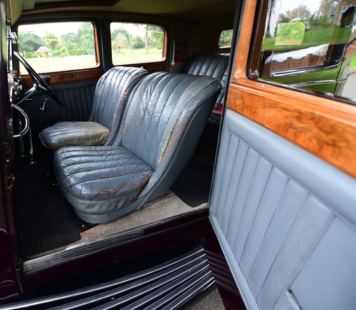 1935 Rolls-Royce 20/25 Hooper Sports Saloon For Sale (picture 4 of 6)
