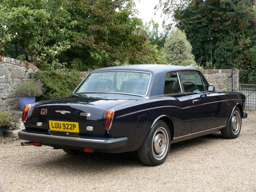 1976 Rolls-Royce Corniche FHC For Sale (picture 3 of 6)